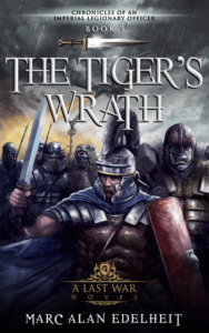 The Tiger's Wrath Book 5