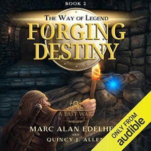 Forging-Destiny-Book-2 Audible